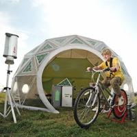 Палатка будущего