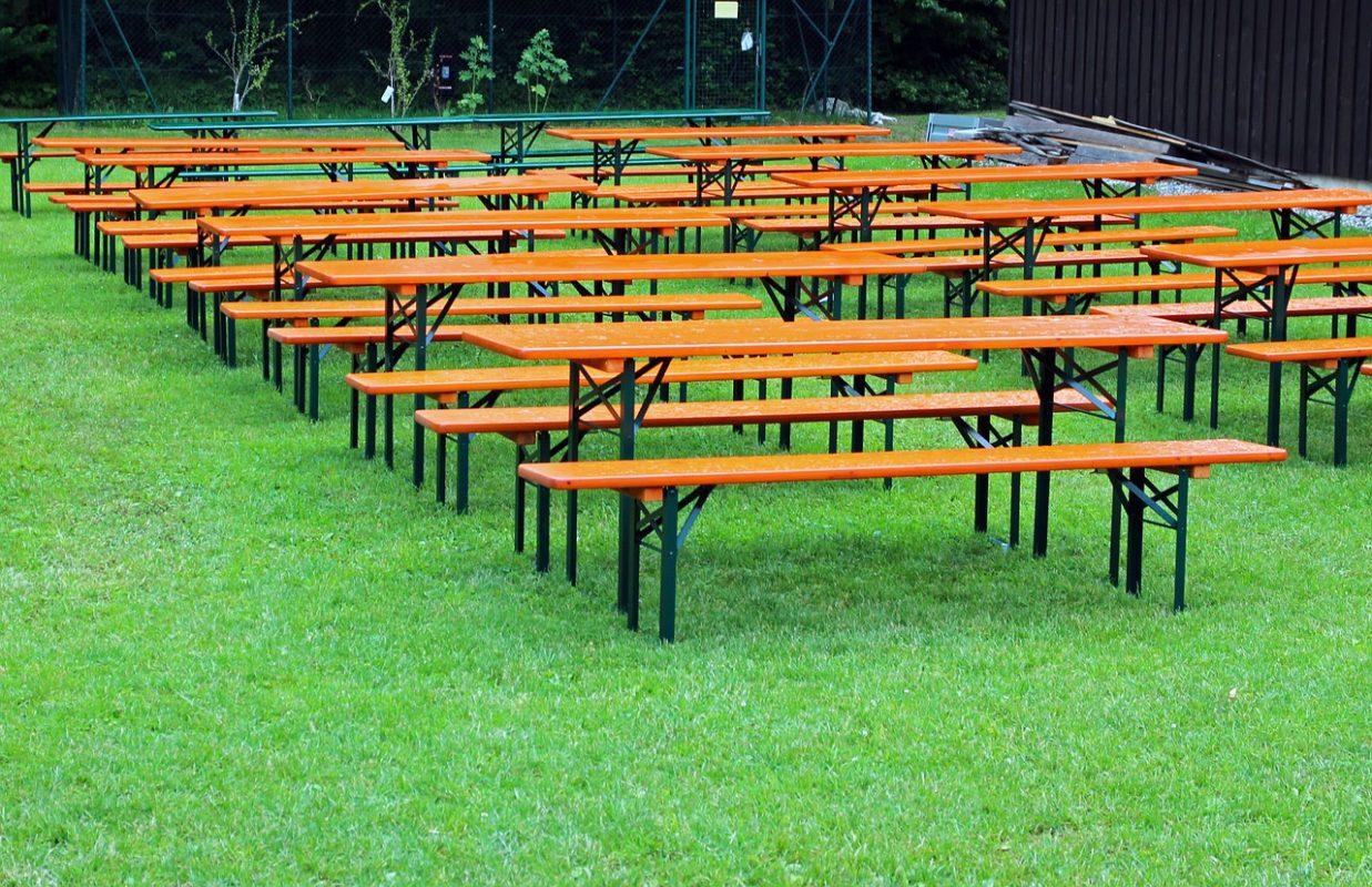 Аренда мебели для пикника