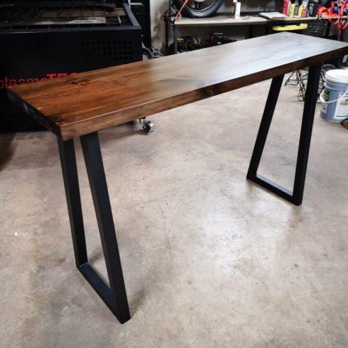 Барный стол лофт